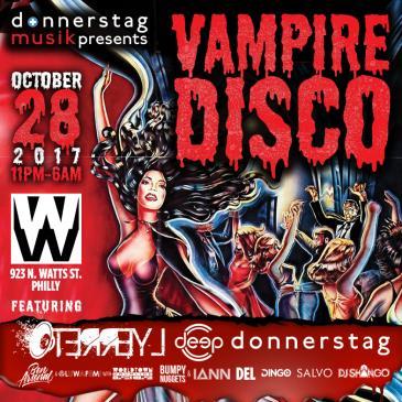 Vampire Disco: