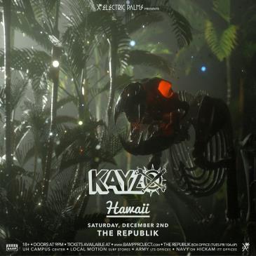 Kayzo: Main Image
