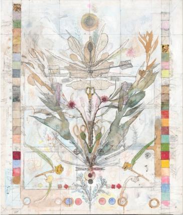 Experimental Botanical Drawing: Main Image