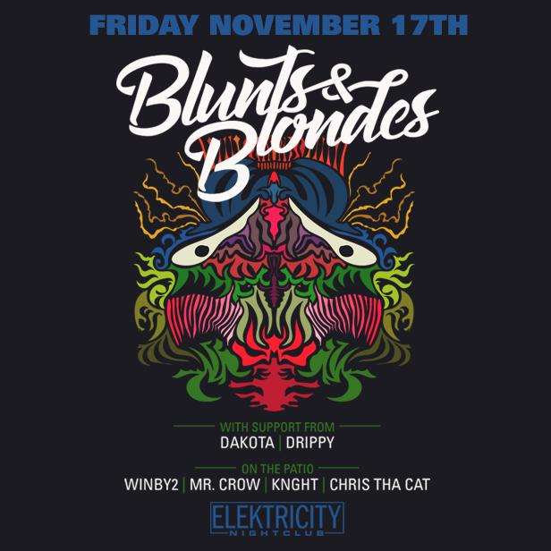 Blunts Amp Blondes Free W Rsvp Before 11pm Tickets 11 17 17