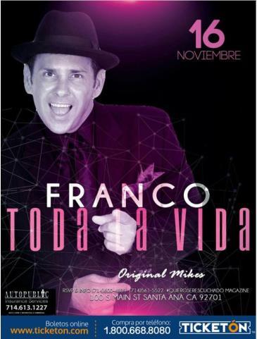 FRANCO EL DE TODA LA VIDA: Main Image