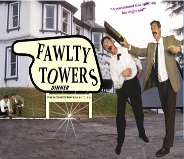 Fawlty Towers: Main Image