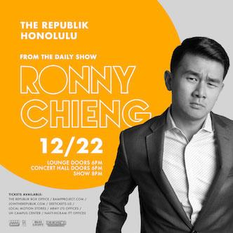 Ronny Chieng: Main Image