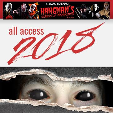 Hangman's House of Horrors 2018 Season Pass: Main Image