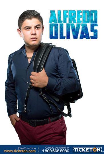 ALFREDO OLIVAS EN CONCIERTO: Main Image