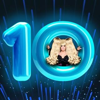 Town Turns 10! Meet & Greet w/ Lady Bunny: Main Image