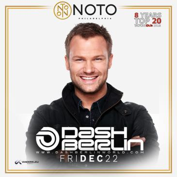 Dash Berlin: Main Image