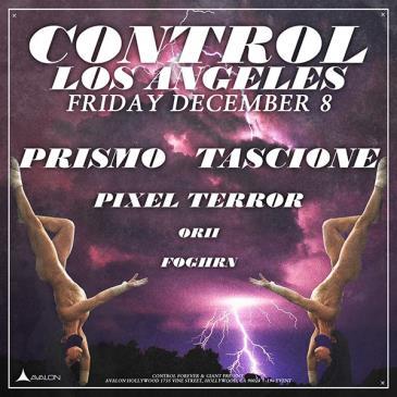 Prismo, Tascione, Pixel Terror, ORII, Foghrn: Main Image