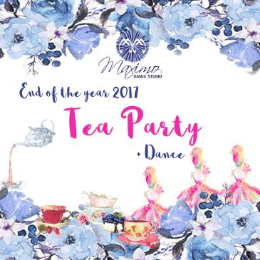 Maximo Dance Studio End of Year 2017 Tea Party & Dance: Main Image