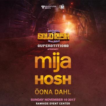Goldrush Afterparty - Mija & Oona Dahl: Main Image