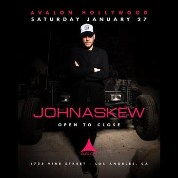 John Askew - Open to Close: Main Image