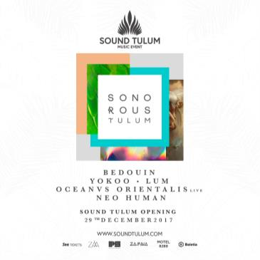Sound Tulum presents SONOROUS TULUM: Main Image