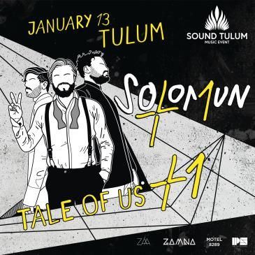 Sound Tulum presents SOLOMUN +1: Main Image