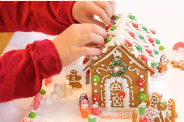2019 Decorate a Gingerbread House: Main Image