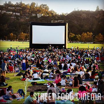 STREET FOOD CINEMA: LA 2018: Main Image