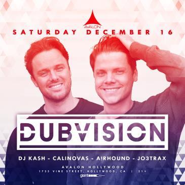 Dubvision: Main Image
