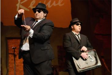 Blues Brothers Revue: Main Image