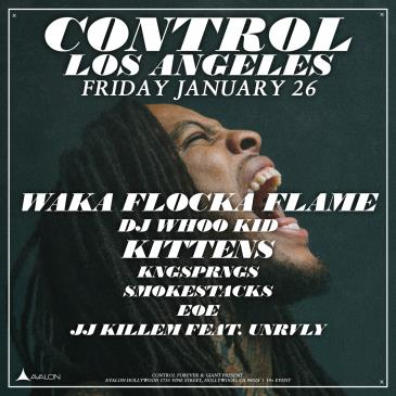 Waka Flocka Flame, DJ Whoo Kid, Kittens: Main Image