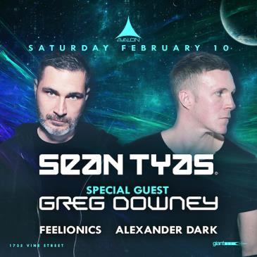 Sean Tyas, Greg Downey: Main Image