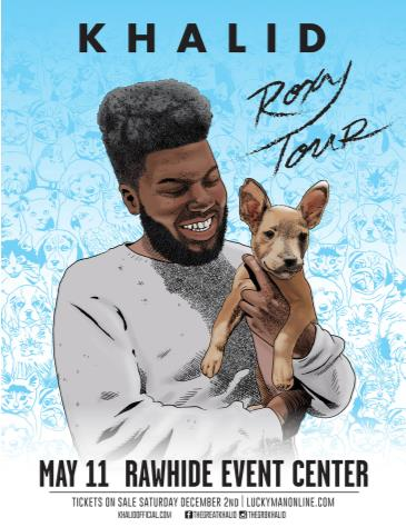 Khalid - The Roxy Tour: Main Image