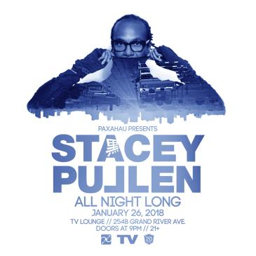 Paxahau Presents:  Stacey Pullen 2018 Residency Launch at TV: Main Image