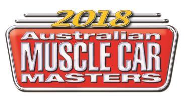 2018 Australian Muscle Car Masters: Main Image