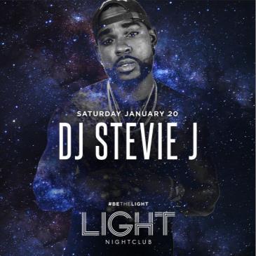 DJ STEVIE J: Main Image