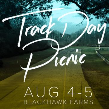#GRIDLIFE Track Day Picnic: Main Image