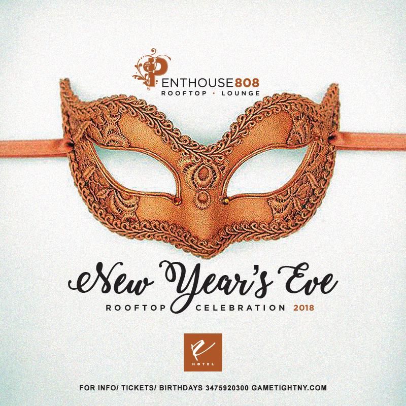 Penthouse 808 New Years Eve | GametightNY.com