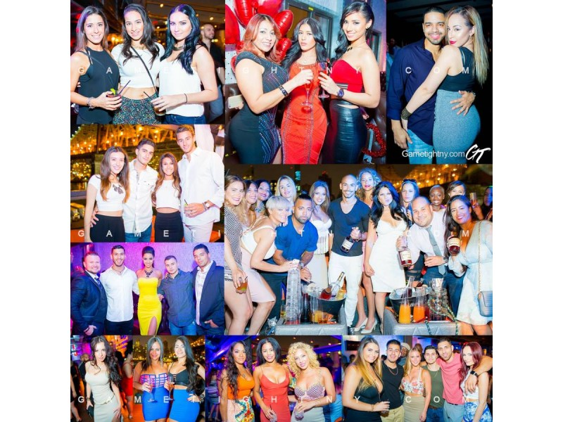 Ravel Hotel Penthouse 808 Saturdays | GametightNY.com
