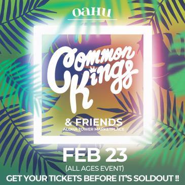 Common Kings & Friends (All Ages)-img