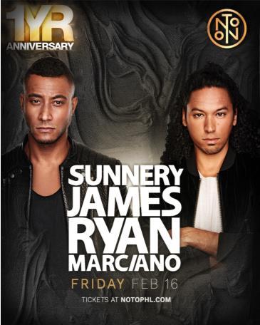Sunnery James & Ryan Marciano: Main Image