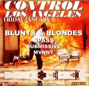 Blunts & Blondes: Main Image