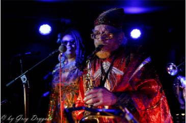 Sun Ra Arkestra at 20th Annual Afro Roots World Music Fest: Main Image