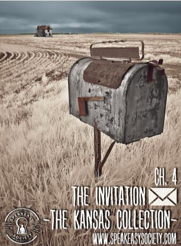 The Kansas Collection: Chapter Four - The Invitation: Main Image