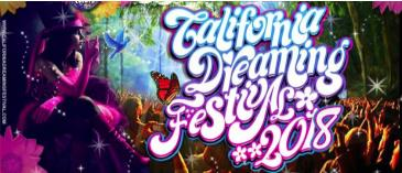 California Dreaming Fest 2018: Main Image