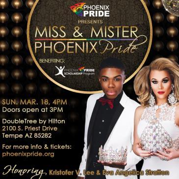 Phoenix Pride Pageant 2018: Main Image