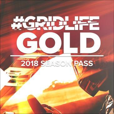 #GRIDLIFE GOLD 2018 Season Pass: Main Image