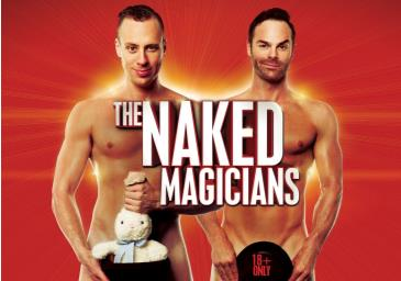 The Naked Magicians: Main Image