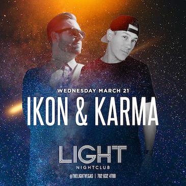 IKON + KARMA: Main Image