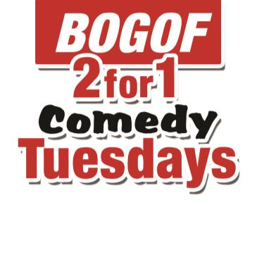 BonkerZ BOGOF (Buy One Get One Free) Comedy Tuesdays-img