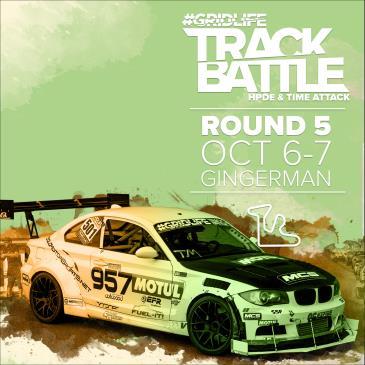 #GRIDLIFE TrackBattle Round 5: Main Image