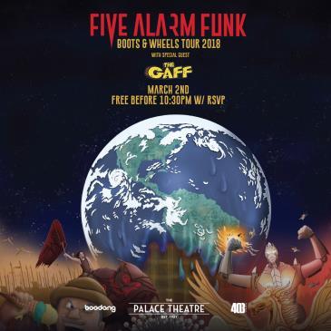 Five Alarm Funk-img