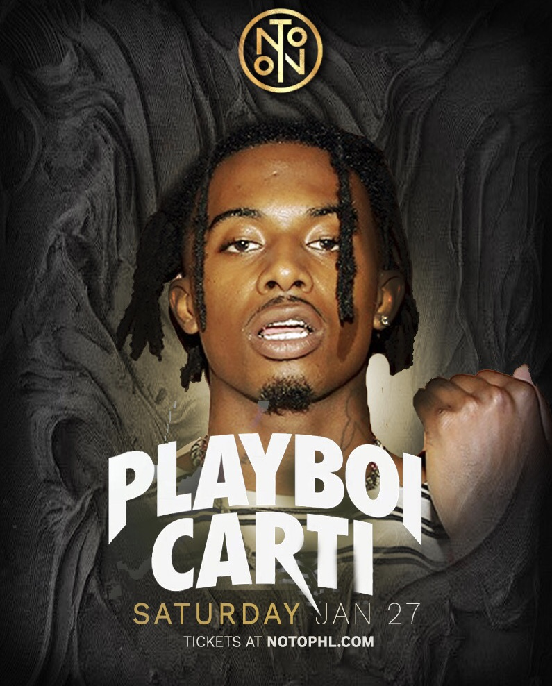 316c3046d9c560 Buy Tickets to Playboi Carti in Philadelphia