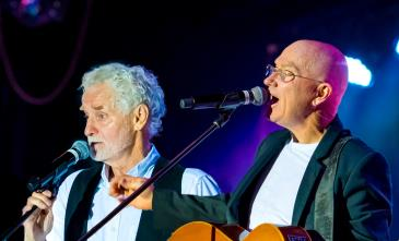 Simon & Garfunkel - The Concert: Main Image