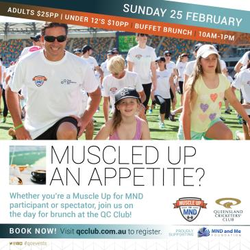 Muscle Up for MND Brunch