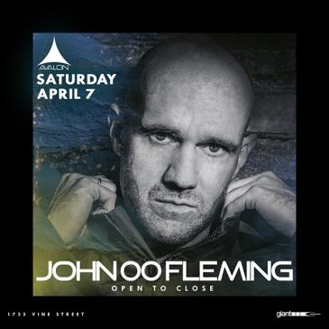 John 00 Fleming - Open to Close: Main Image