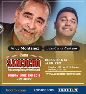 5TH ANNUAL SANCOCHO FESTIVAL CON ANDY MONTANEZ: Main Image