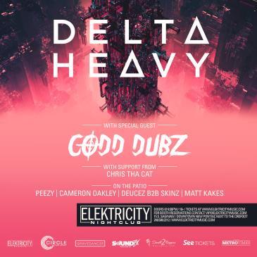 DELTA HEAVY + CODD DUBZ: Main Image