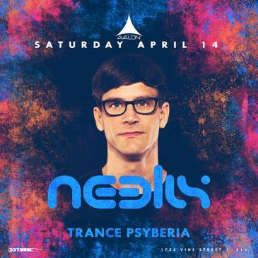 Neelix, Trance Psyberia: Main Image
